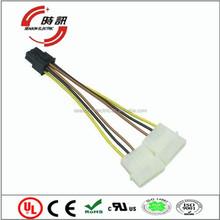 custom design trade assurance 2.54mm pitch molex connector