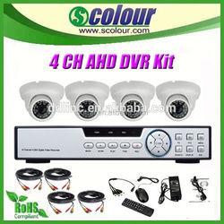 Indoor CCTV Dome Camera Kit,HD Dome Camera Kits,Security Camera 720p mini hidden 808 car keys micro camera