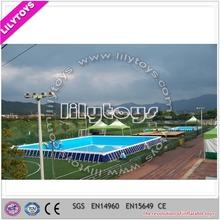 Best supplier metal frame pool