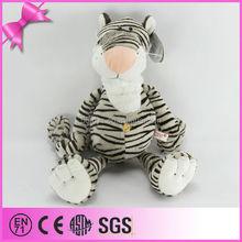 rich individual character design dappled animal plush toy tiger