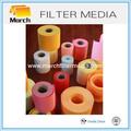 papel de filtro de aceite/combustible