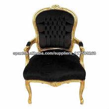 antiguo francés sillón