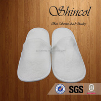 cheap terry hotel slippers