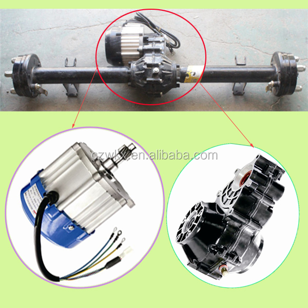 Electric tricycle spare parts 48v 1000w brushless dc motor for 1000w brushless dc motor