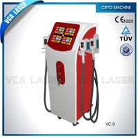 VCA laser newest cooling face thinner beauty machine