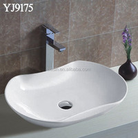 YJ9175 Big wash basin lavabo sink china wash hand basin