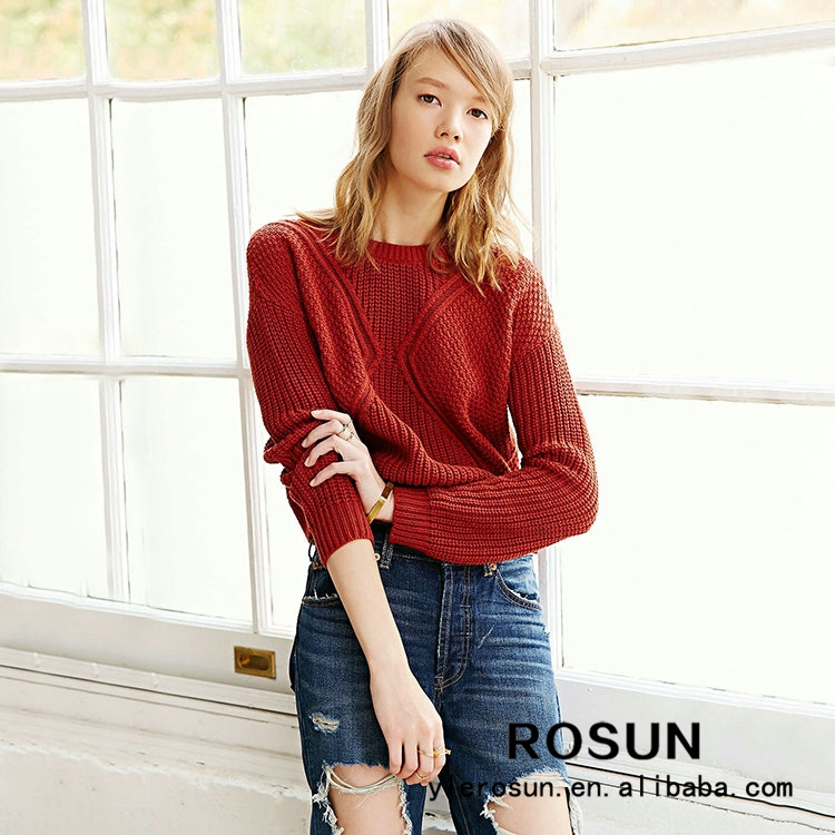 Пуловер Женский Интересный Фасон Доставка