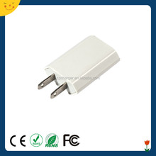 2.1a AC Adapter for cell phone wall charger with usb AU/EU/US/UK/KR Plug
