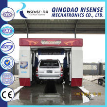 Stainless Material Car Wash Equipment, Automatic Car Wash Machine, Rollover Car Washer.