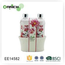 Women Beauty FLower Printing Hand And Nail Care Set