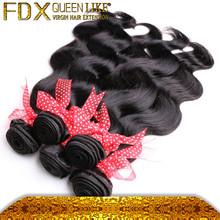 Fashion body wave Brazilian top quality hair transplant china