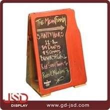 High grade logo printing advertising bars used decorative blackboard