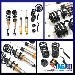 High performance Suspension kit coilover for AUDI A4