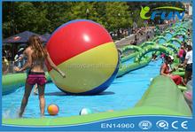 New design giant Slip n Slide/inflatalbe water side/slide the city for sale