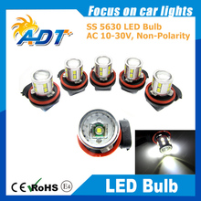 DC12-16V with lens on the top H4 H7 H8 H11 9005 9006 available AUTO LED BULB