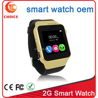 2015 Best selling of Alibaba colorful smart ladies watch mobile phone