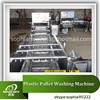 Automatic plastic crate/tray/pallet/plate/basket washing machine