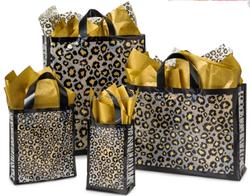Custom Logo Promotional Poly Plastic Packing Bag for Shopping