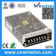 T-60B 60W (-)12V 5A new Crazy Selling constant current led power supply