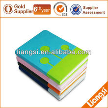 Fashion A5 Pu Leather Notebook Cover For Wholesale