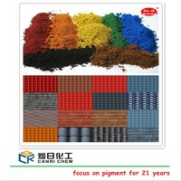 Professional pigments iron oxide red yellow blue greena nd black cement colour for traffic paint/making paint/ceramic/brick