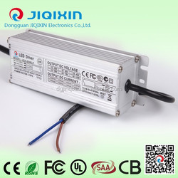 12VDC IP67 Waterproof LED Driver 60W 60Hz With Overload Protection