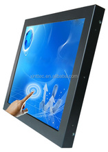 10.4'' small cheap open frame touch screen monitor with VGA/DVI video port