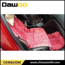 universal full set car seat covers beige nylon car