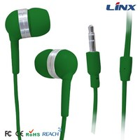 High Quality Stereo customized logo in-ear headphone color waterproof headphone