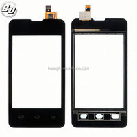 2015 Alibaba mobile phone spare parts 6 inch big touch screen mobile phone