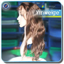 wholesale human hair full lace wig party wig