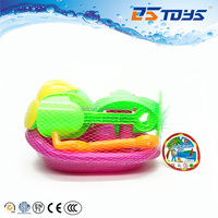 Hot sale kid play sand mold and beach boat toys