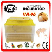 2014 más reciente Semanal Top Venta caliente Incubadoras 264 codornices huevo incubadora envío libre