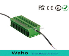 Waho Waterproof electronic IP 67 standard single channel constant current output dimming led driver 100w
