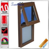 superhouse Australian standard aluminum windows gaobeidian moser awning wih as2047