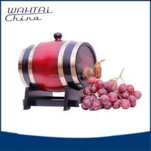 Alcohol Oak Barrel