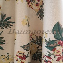 Printed blackout fabric hometextile fabric