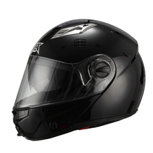 Helmet Bluetooth ECE/DOT double visor JX-A113 fashion motocross helmet with flip up visor