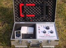Oro scanner rilevatore di terra in profondità metal detector oro rivelatore per i commerci all'ingrosso
