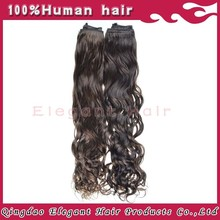 2015 Best selling products darling hair extension/ remy curly hair weaves