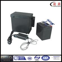 12V Sealed Lead Acid Battery pack breakaway kit for trailer