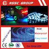 DIY led car chassis light strip light SMD high power auto strip RGB bar decoration waterproof
