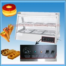 Donut Display Case with High Quality