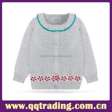 Fashion knitting pattern woolen sweater designs for children