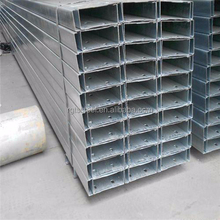 standard c channel steel dimension for construction