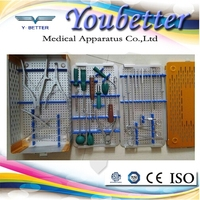 Posterior Cervical instrument Set / Suzhou Youbetter orthopedic implants and instruments
