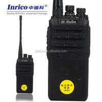 Inrico IP3588 voice scrambler underwater ip 67 walkie talkie rugged phone