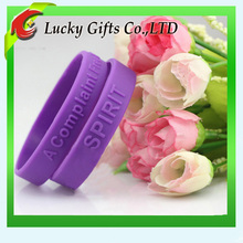Custom Silicone Power Sports High Quality Energy Bands Bracelet