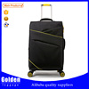 2015 girl's new fashion luggage polyester material travel luggage comfortable hand luggage trolley