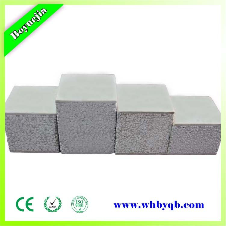 Eco friendly lightweight concrete eps foam wall block for Cement foam blocks